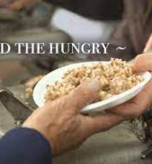 Feeding the Hungry 2
