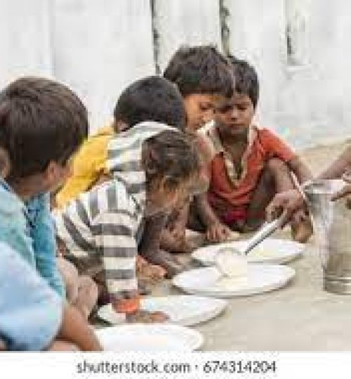 Feeding the Hungry 3
