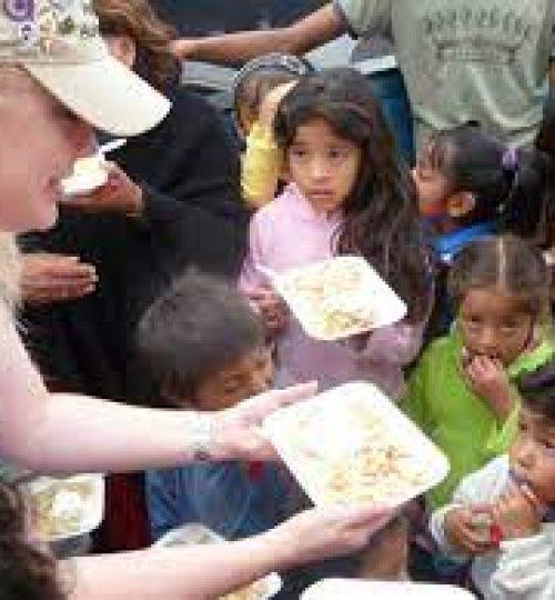 Feeding the Hungry 4